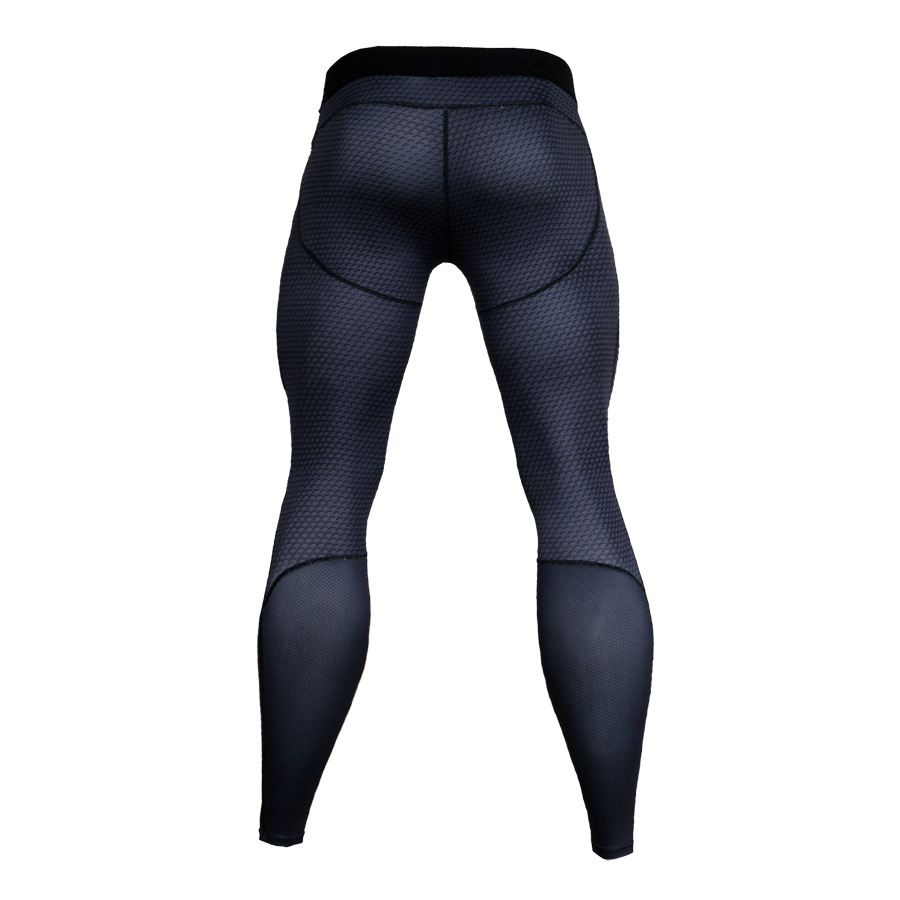 Men-Apparel-Compression-Tight-Base-Layer-Pants-Long-Leggings-Gym-Sports-Trousers thumbnail 11