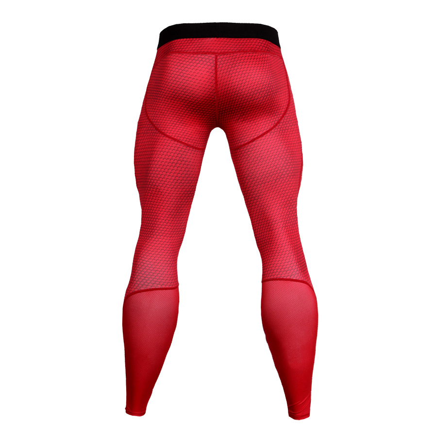 Men-Apparel-Compression-Tight-Base-Layer-Pants-Long-Leggings-Gym-Sports-Trousers thumbnail 23