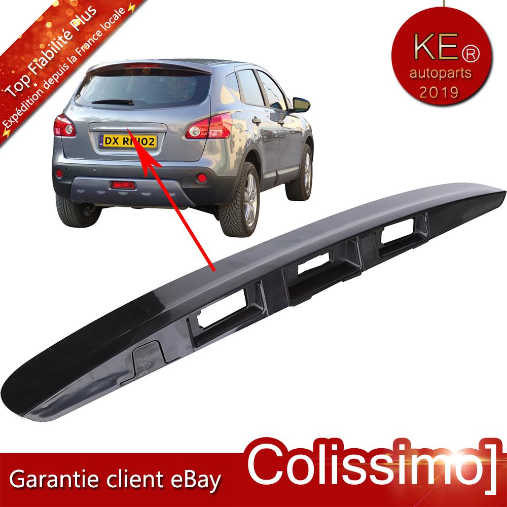 i-key Nissan Qashqai j10 jj10 2007-2013 Poignée baguette hayon coffre arrière