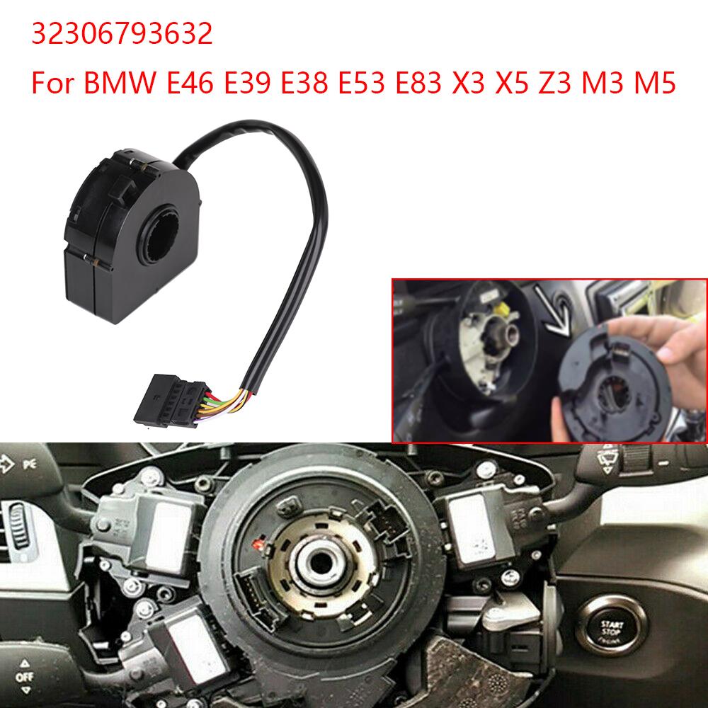 BMW 3 5 X3 X5 Series E46 E39 E53 E83 Mini Cooper R50 R53 Steering Angle Sensor