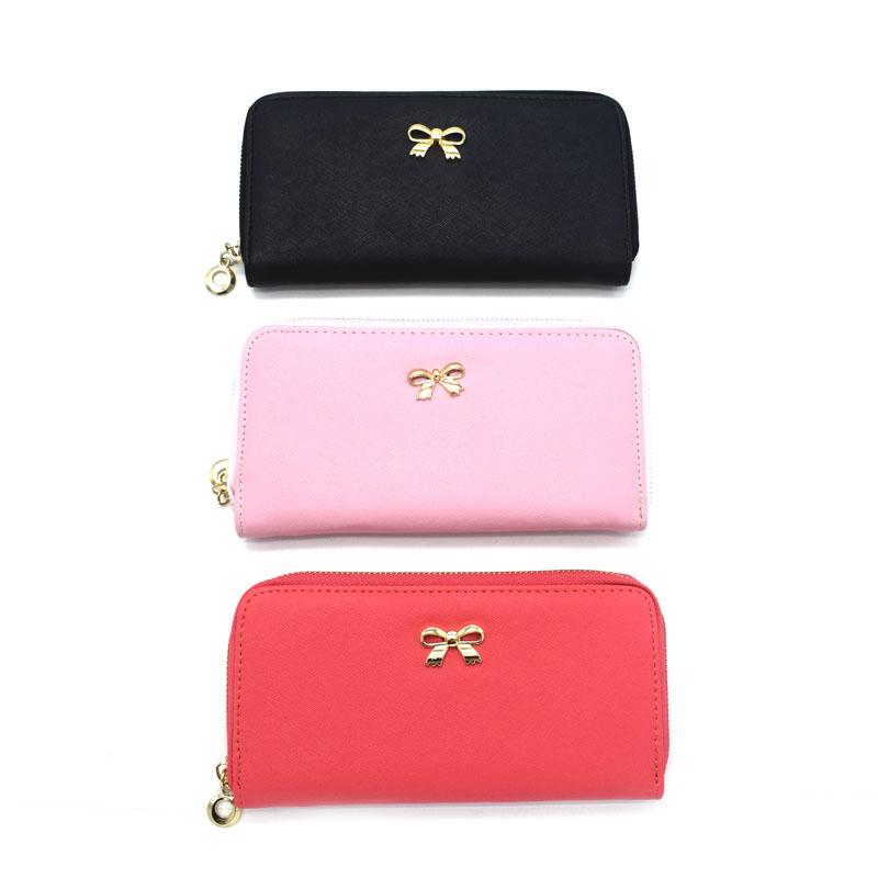 New Fashion Lady Women Leather Clutch Wallet Long Card Holder Case Purse  Handbag 73d9d9a832