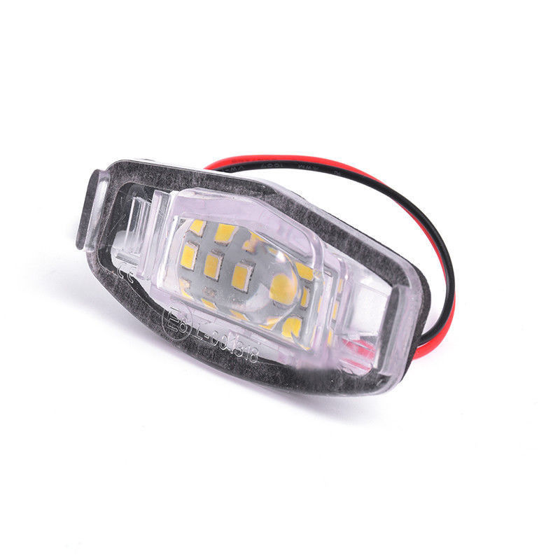 2pcs18SMD LED License Plate Light Direct For Acura TL TSX