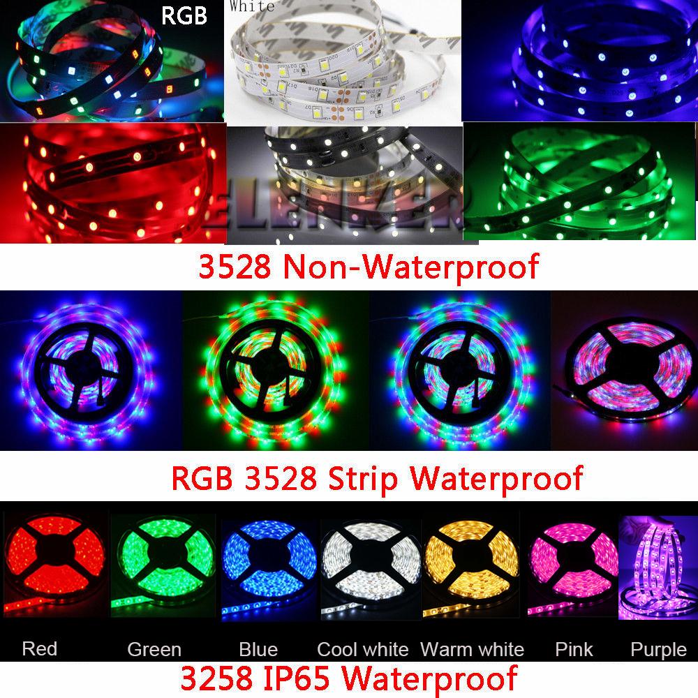 Smd 3528 High Quality Led Strip Lights 12 Volt Outdoor: 5M LED Strip Light SMD 3528 Flexible Tape 300led 12V