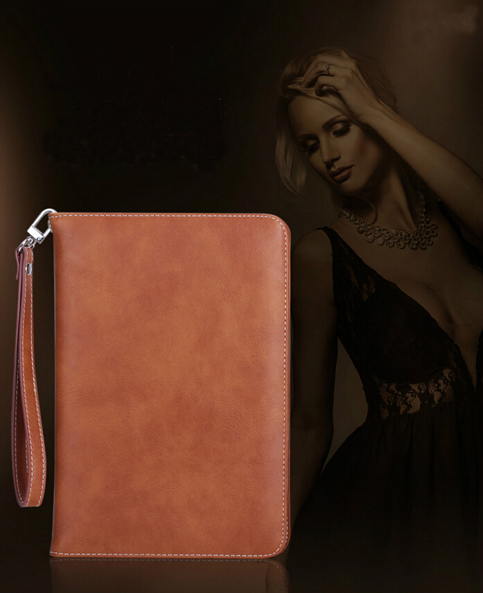 Leather-Magnetic-Cover-Smart-Case-Stand-amp-Hand-Rope-for-iPad-2-3-4-Mini-Air-Pro