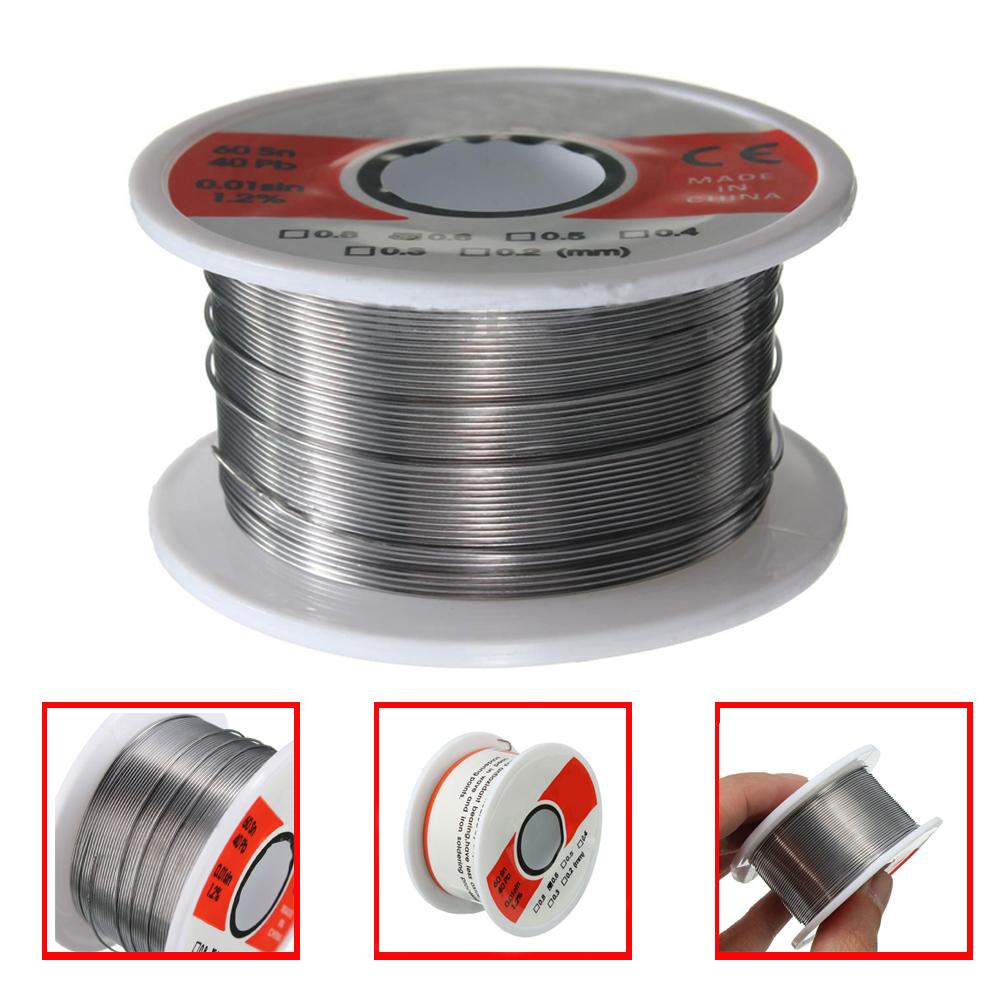 Rosin flux   uk stock Fine Solder Wire 60//40 0.6mm  soldering wire