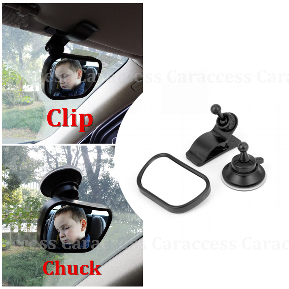 New Car Baby Back Seat Rear View Mirror for Infant Child Toddler Safety View