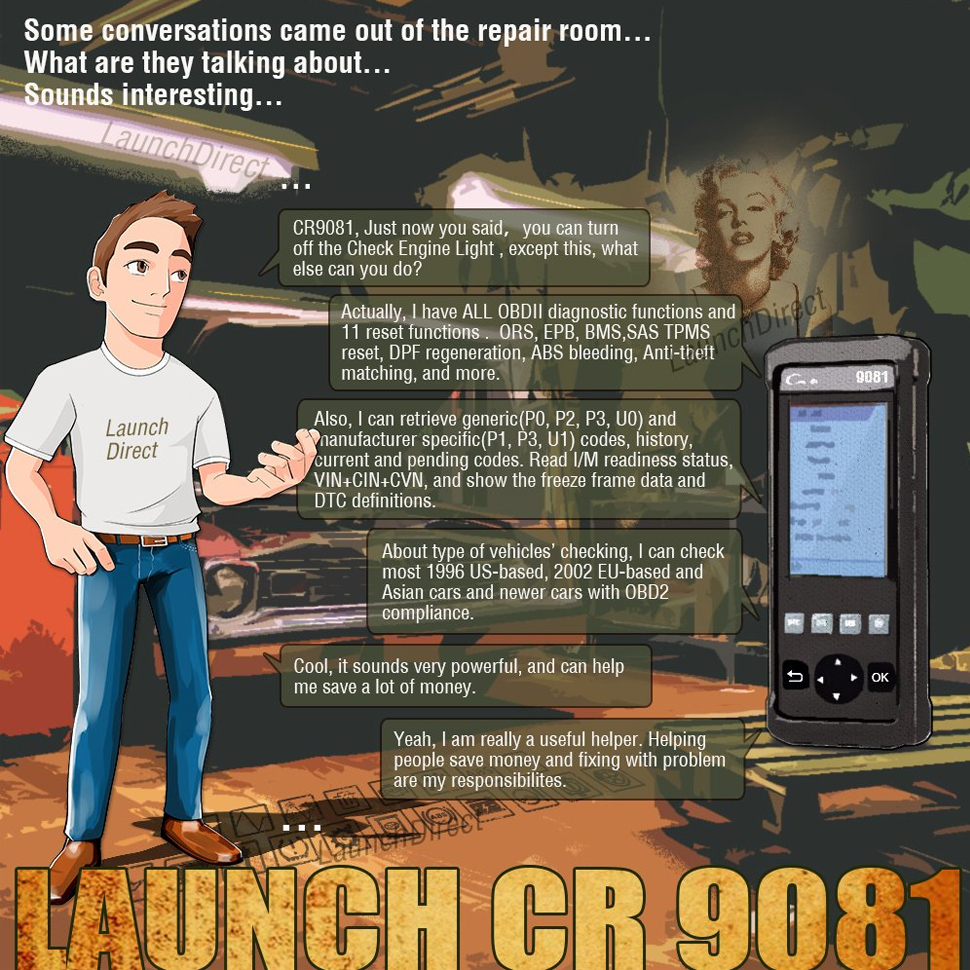 Details about LAUNCH X431 PRO OBD2 CAN Car BUS Fault Reader Code Scanner  Diagnostic Tool