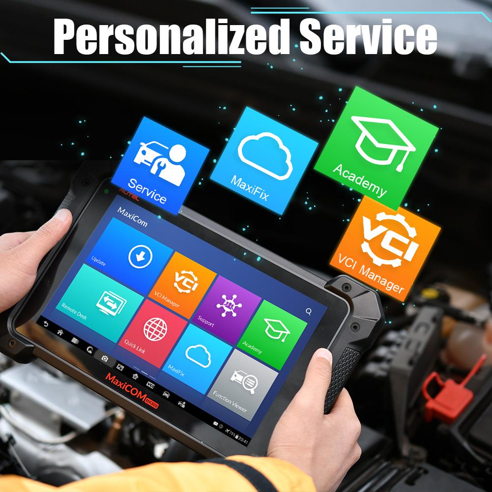 Details about Autel MaxiSys Pro MK908P J2534 ECU reprogramming Key Coding  Car Diagnostic Tool