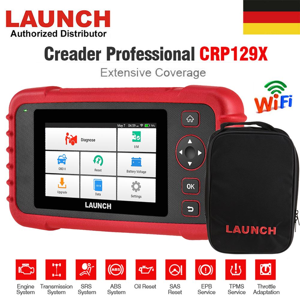 Launch Creader Professional 229 Deutsch Diagnoseger/ät OBD2 Computer Neues Modell