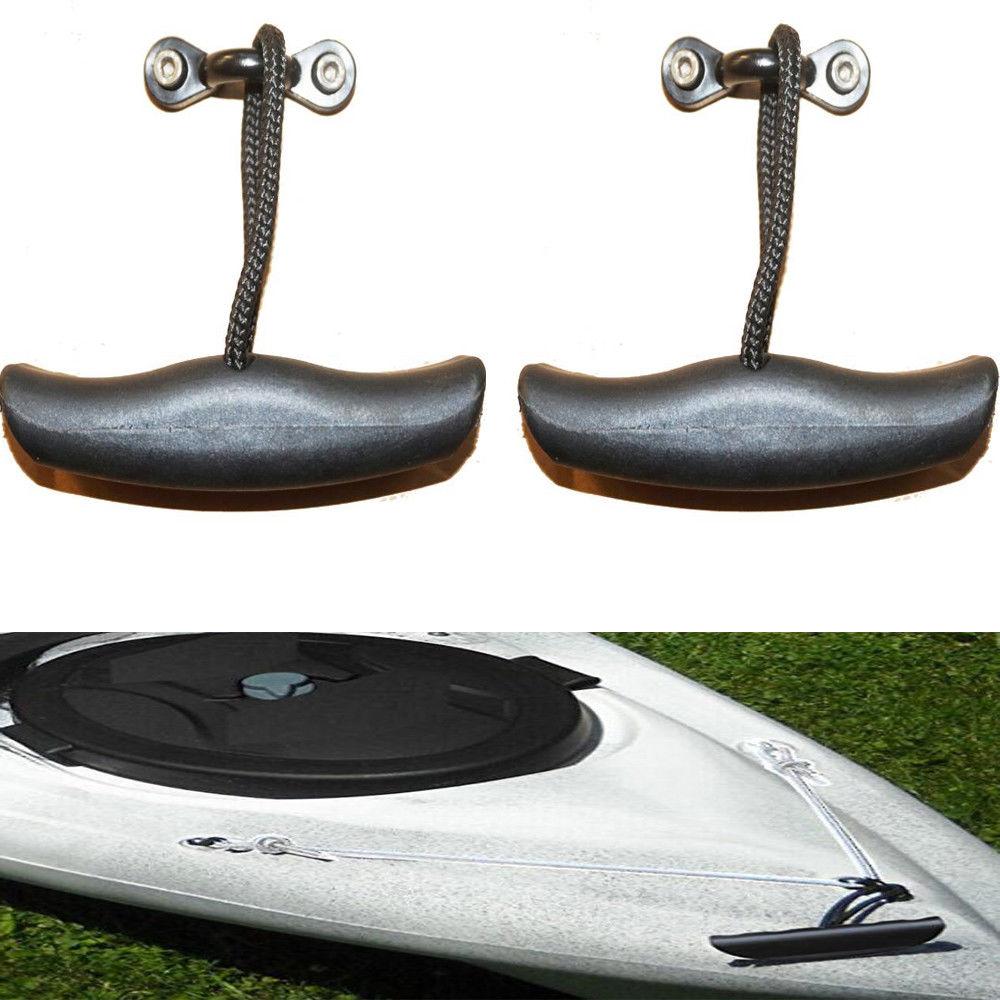 2x Durable Nylon Kayak Pull Handle Carry Handle Kayak ...