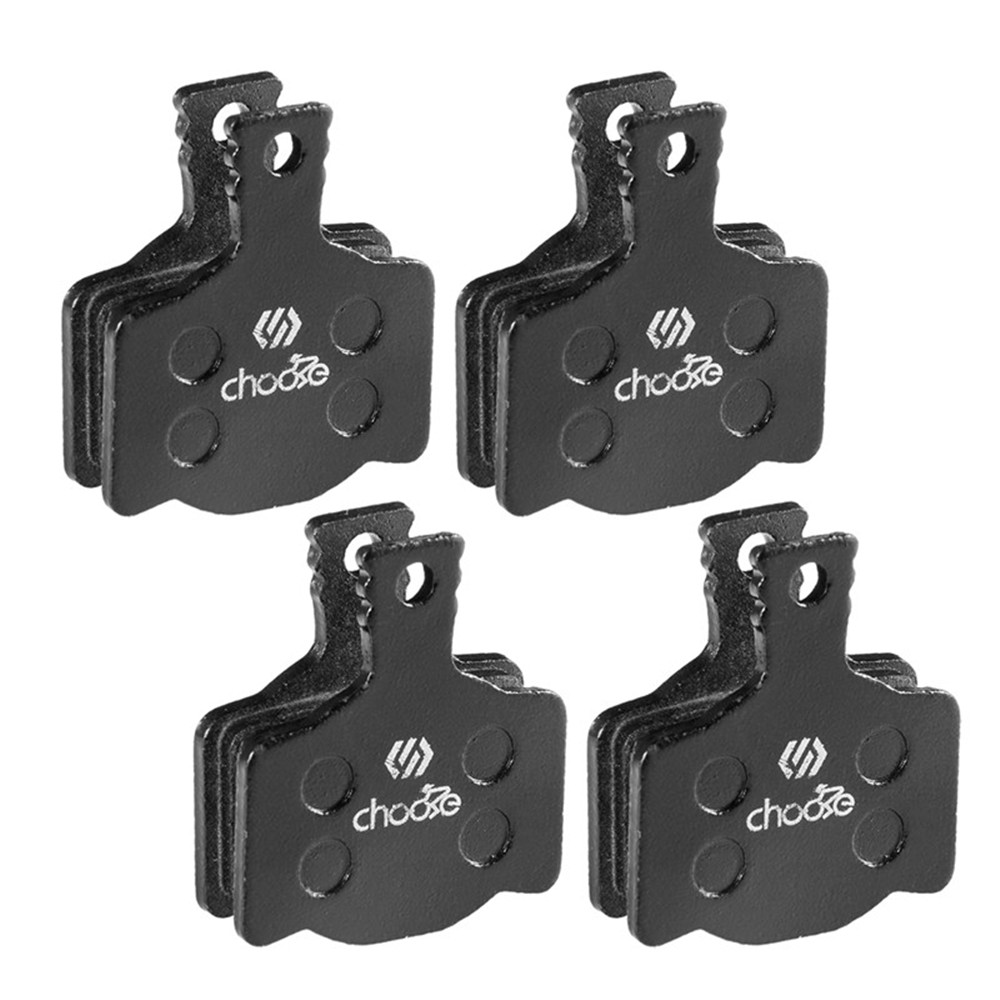 Bicycle Disc Brake Pads Resin 4pairs Fit For Magura MT2 MT4 MT6 MT8 Brake
