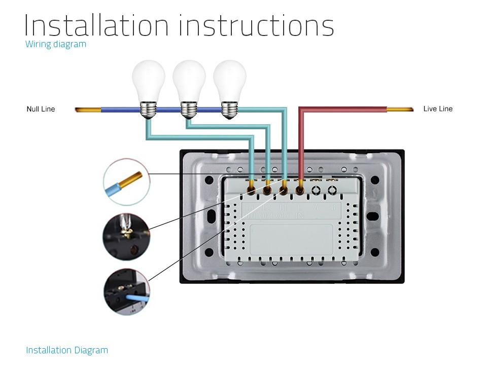 9f4cc5c0 0736 4f18 8f94 8a52a33c54c9 livolo smart dimmer & remote wall light switch us au standard ebay