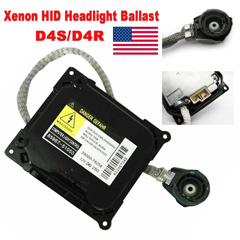 OEM For Lexus Subaru Toyota Xenon Ballast HID Control Unit Light Computer Module