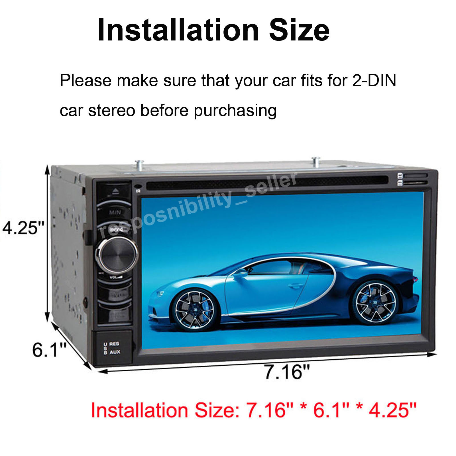 Pt Cruiser Instruction Manual 2008 Ford Taurus Limited Heatseat Fuse Box Array For Chrysler Town U0026 Country Double 2din Car Stereo Cd Rh Ebay