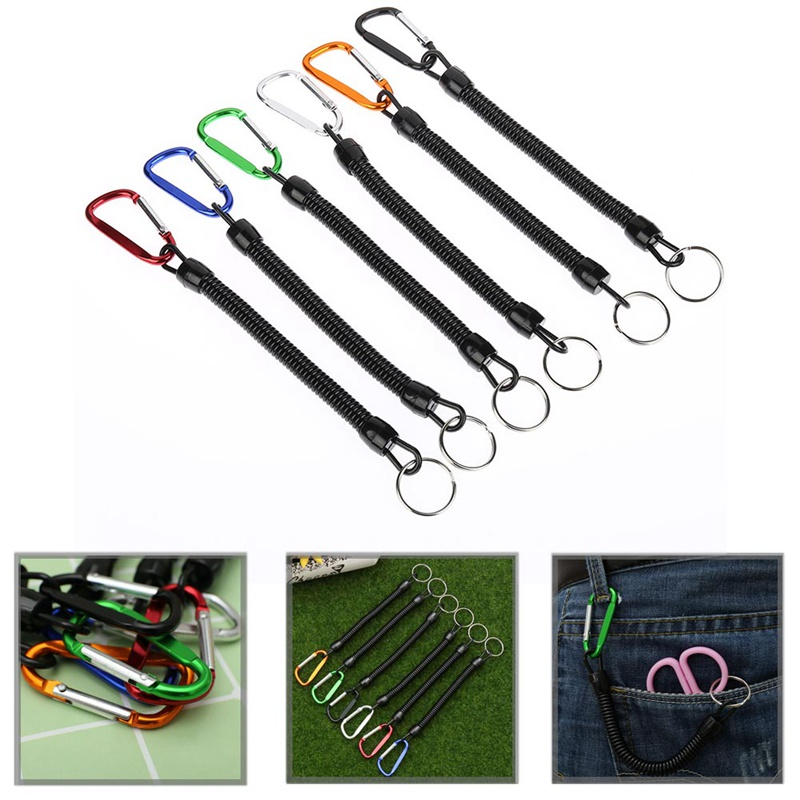 Boating Steel Wire Multicolor Ropes Pliers Ropes Tackle Tools Fishing Lanyards