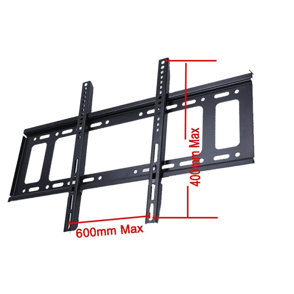 TV Wall Mount Bracket Flat Panel Screen Plasma LCD 32 37 40 42 47 50 55 60 63 65