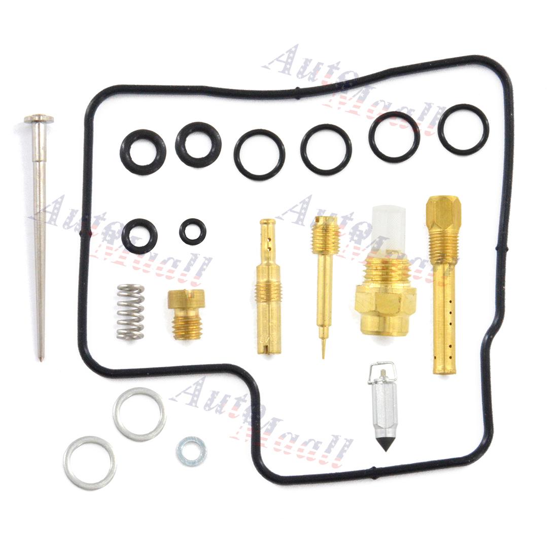 4pc VT Carburetor Rebuild Carb Repair For  Honda Interceptor 1000 Shadow 700