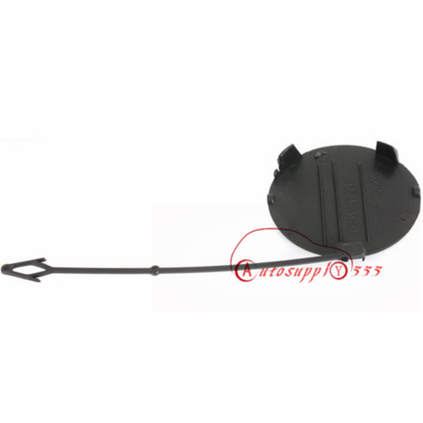 51117159589 New Front Left side Bumper Tow Hook Cover Cap For BMW E70 X5 07-11