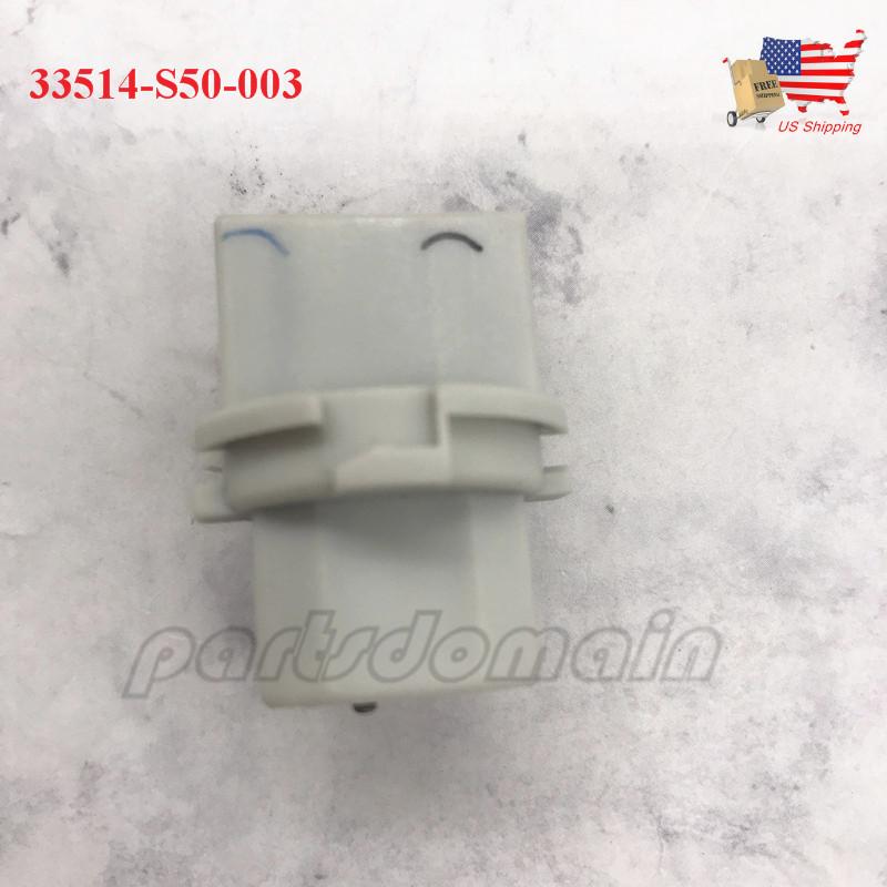 Taillight Bulb Socket Holder for Honda Acura T20W S3 33514-S50-003 Civic Accord