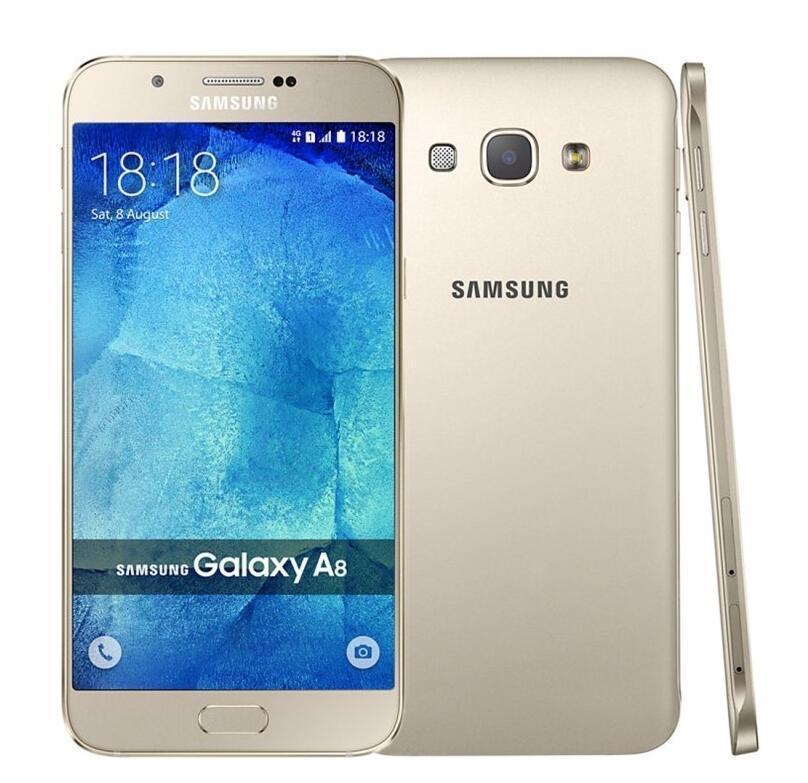 57 Samsung Galaxy A8 Duos SM A8000 Dual Sim 16GB GSM ATT Unlocked Smartphone