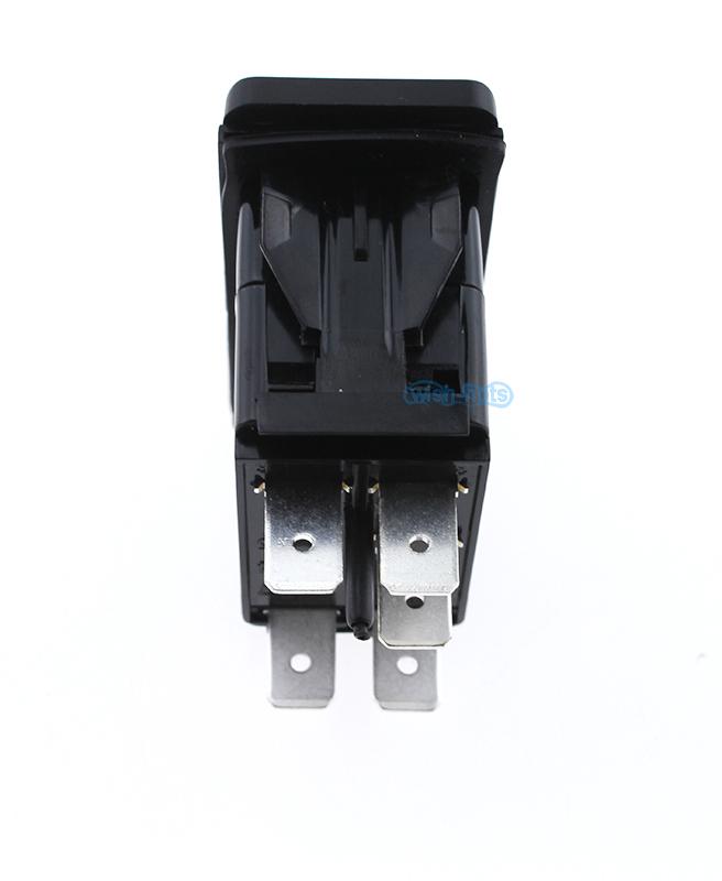 RZR XP 900 BLUE LED LIGHT ROCKER SWITCH OFF//ON//ON