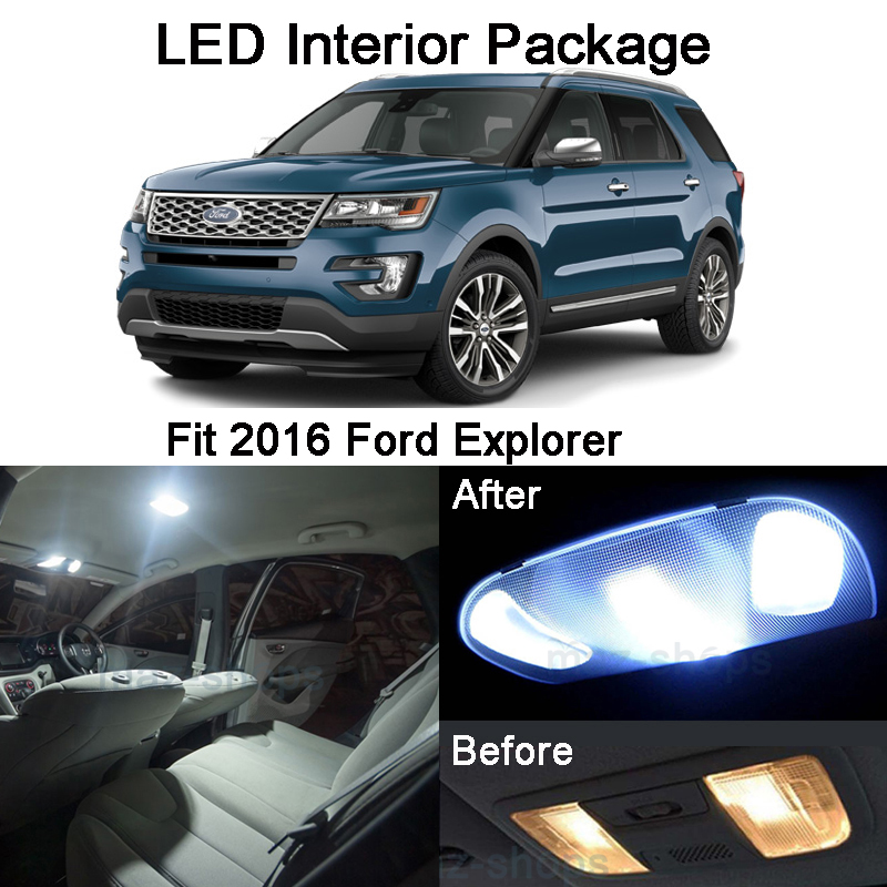 2016 Ford Explorer Led Interior Lights Best Accessories Home 2017