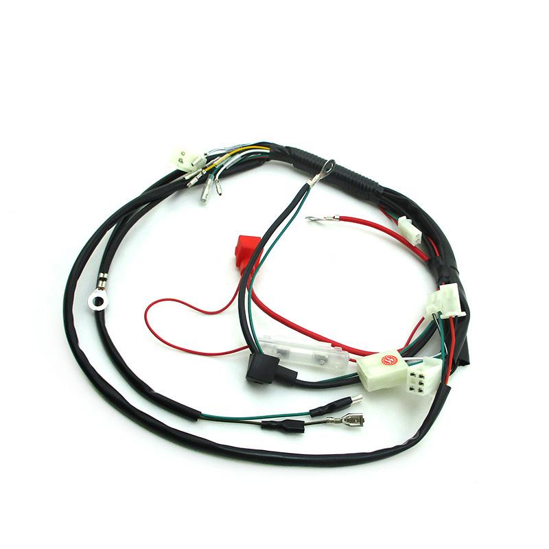 Wiring Harness Loom For 110cc 125cc 140cc 150cc Electric