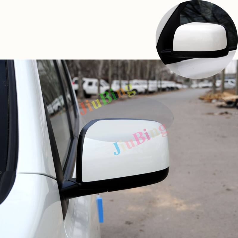 Ford Fiesta wing door mirror glass 2008-2013 Right Driver side Flat