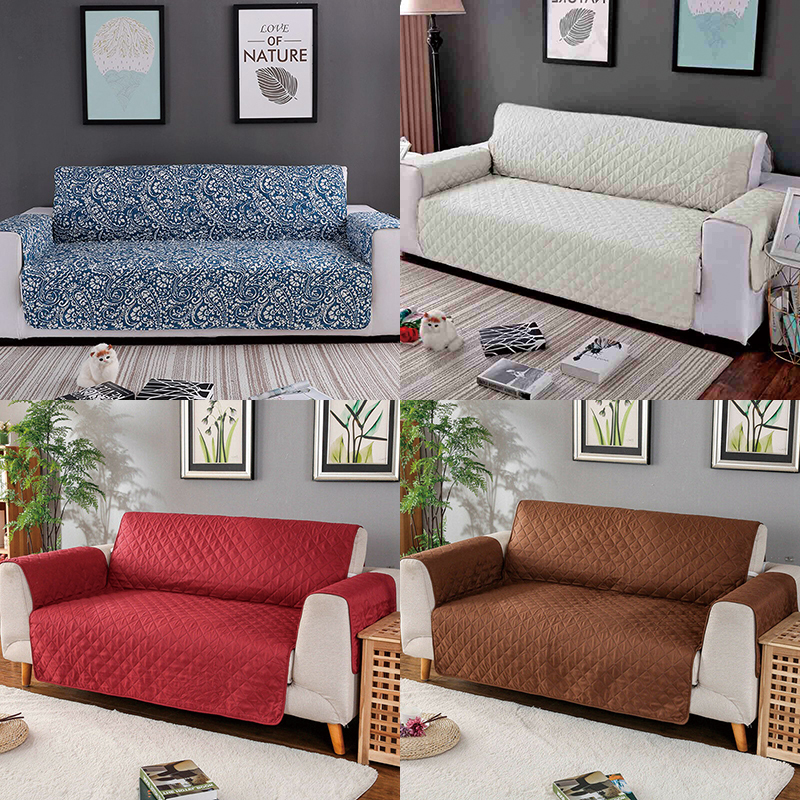 Phenomenal Details About Quilted Sofa Couch Covers Chair Pet Dog Kids Mat Furniture Slipcover Protector Bralicious Painted Fabric Chair Ideas Braliciousco