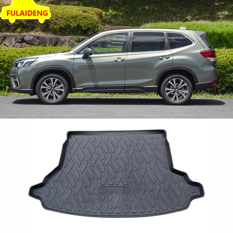 For Subaru Forester 2019 Car Pad Cargo Tpo Mat Rear Trunk