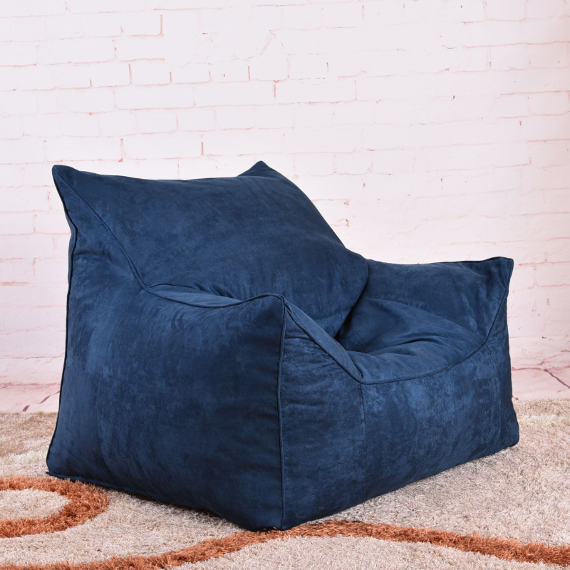 Large Bean Bag Chairs For Adults Kids Sofa Couch Cover