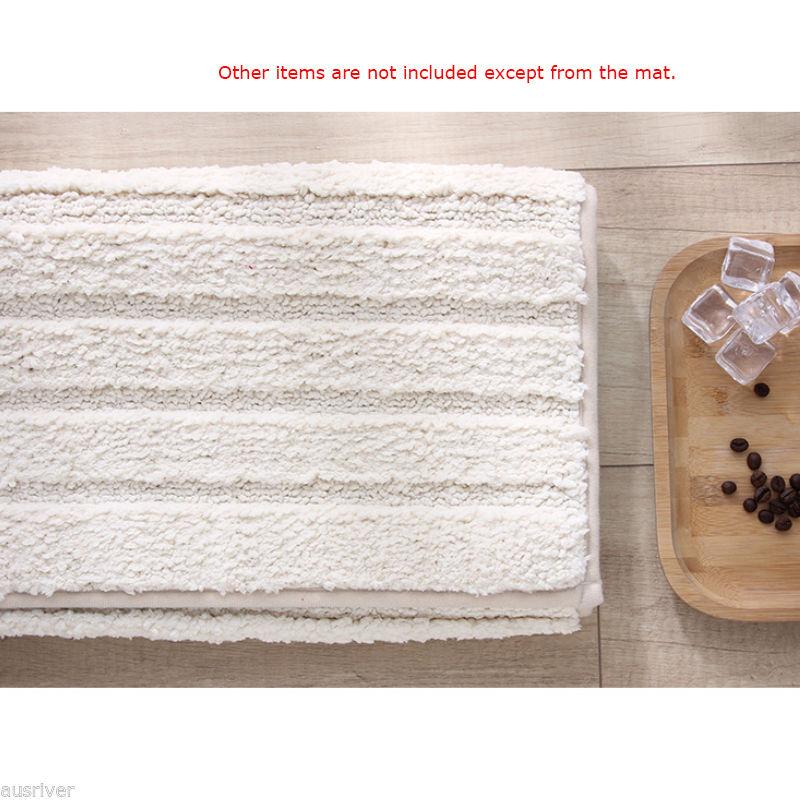 Brand New Oil-Absorbing Microfiber Kitchen Doormat Floor