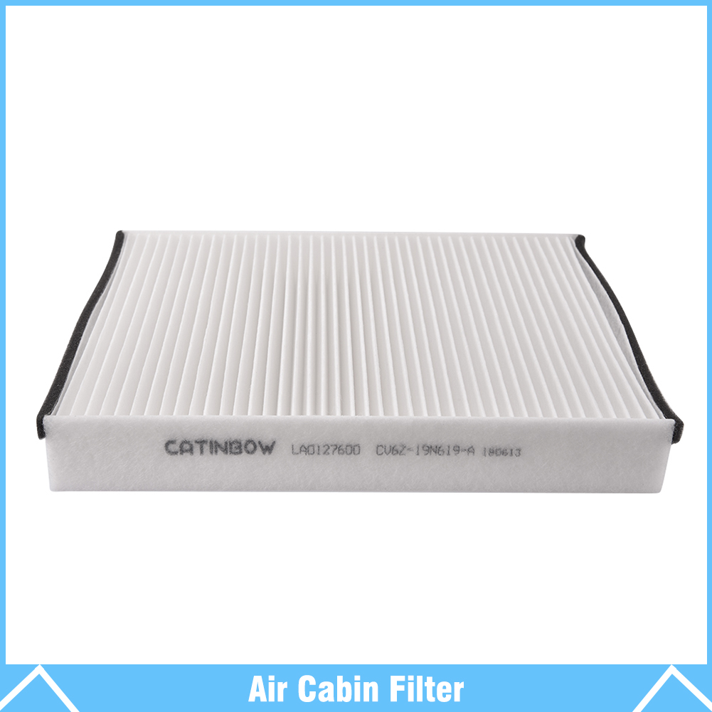 Cabin Air Filter White For Ford C-Max Focus Escape Transit Connect Lincoln MKC !