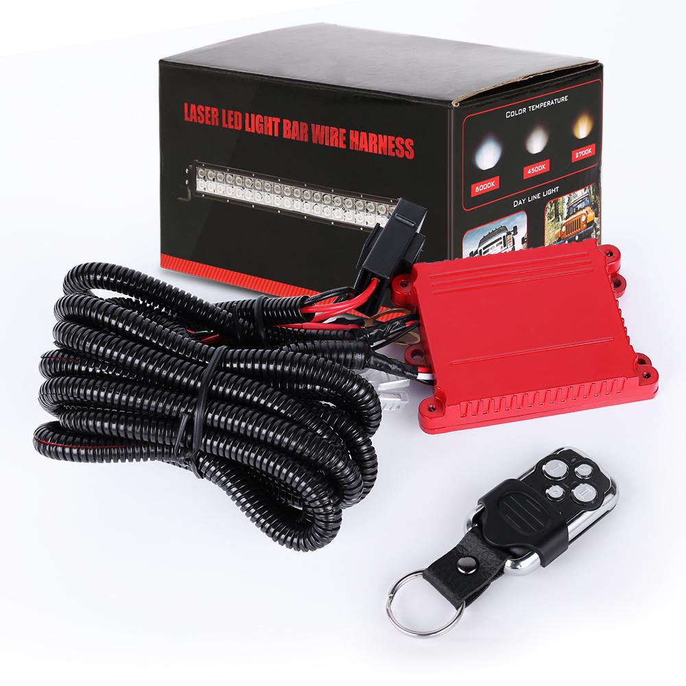 12 24v Led Light Bar Wiring Harness Switch Kit Remote Control Spot 10 Copy708 2 Copy380