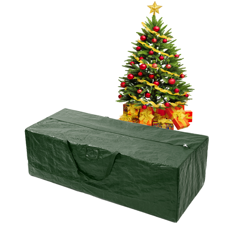 Christmas Tree Bags.Details About Artificial Xmas Christmas Tree Storage Bag Box Bin Bags For Trees 4 9 Foot Green