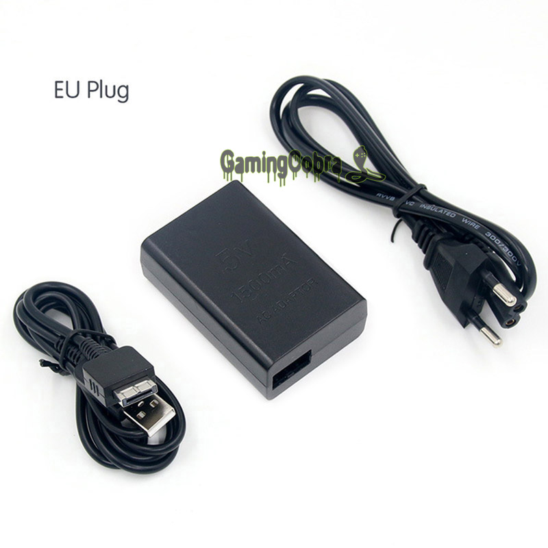 Us Eu Ac Adaptor Home Wall Charger For Sony Playstation Ps