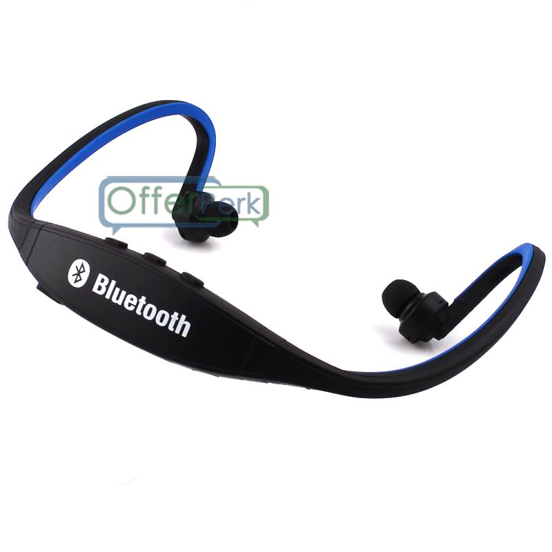 Sport Wireless Bluetooth Stereo Headphone Headset Earphone