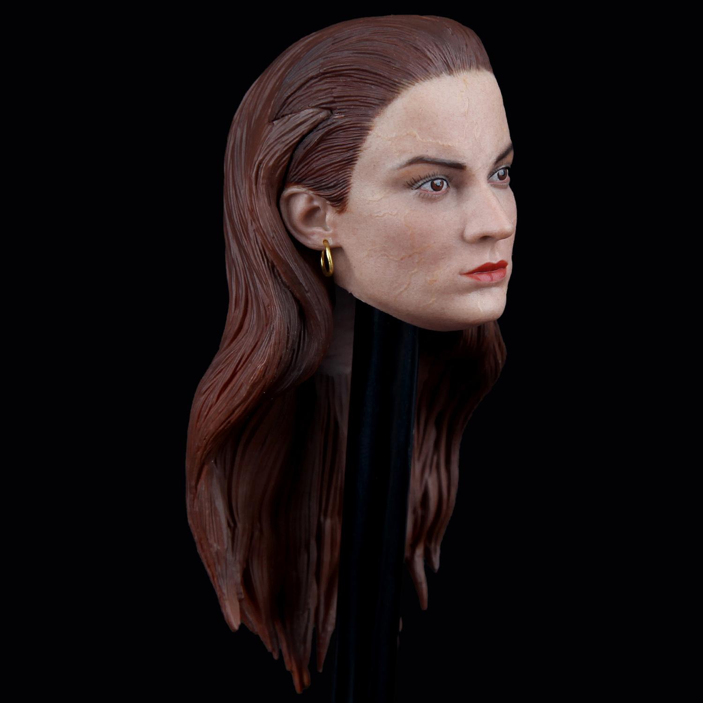 "Soosootoys SST-015 1//6 Scale Phoenix Lady 12/"" Collectible Figure X Suit Pants"