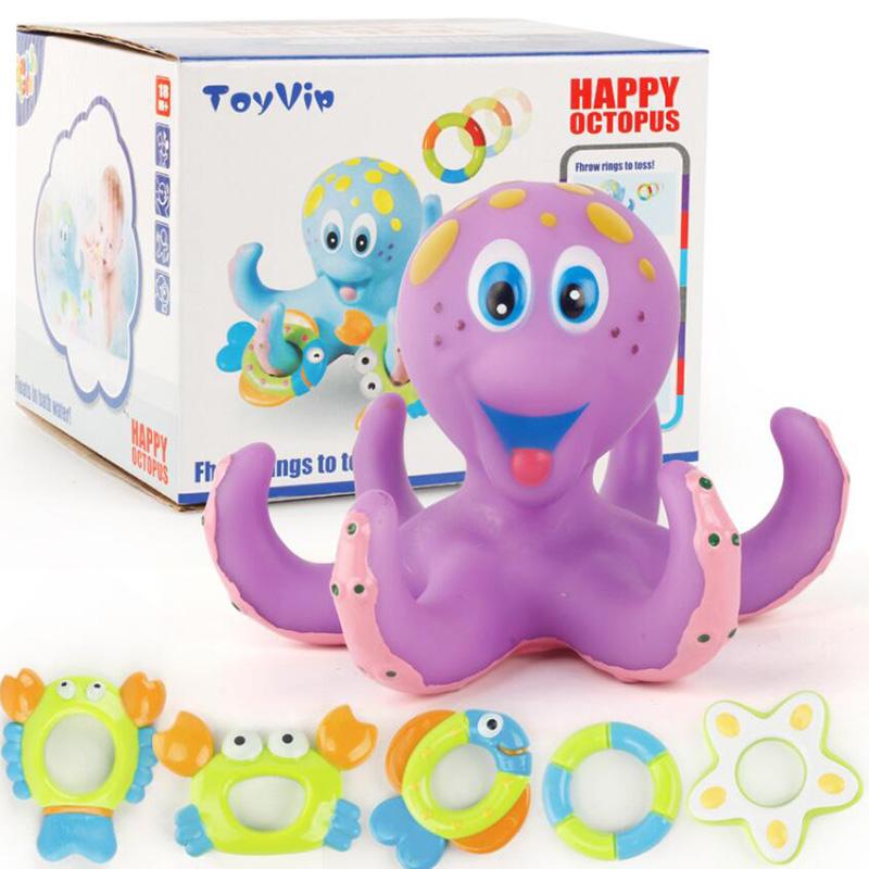Kinder Wasserspielzeug Badespielzeug Badewannenspielzeug Baby Badespaß Spiel