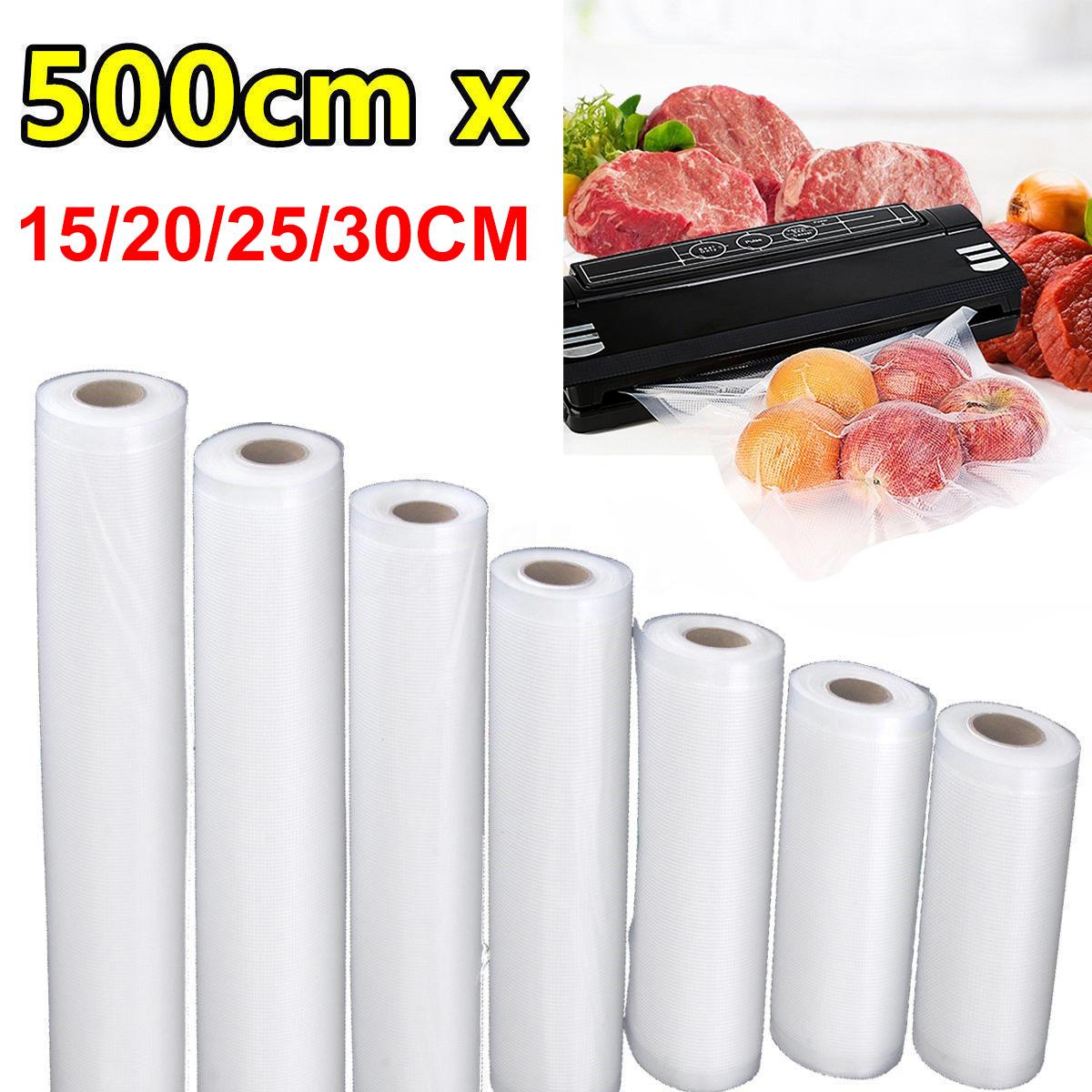 5m Roll Textured Vacuum Food Sealer Vac Diy Sealer Bags