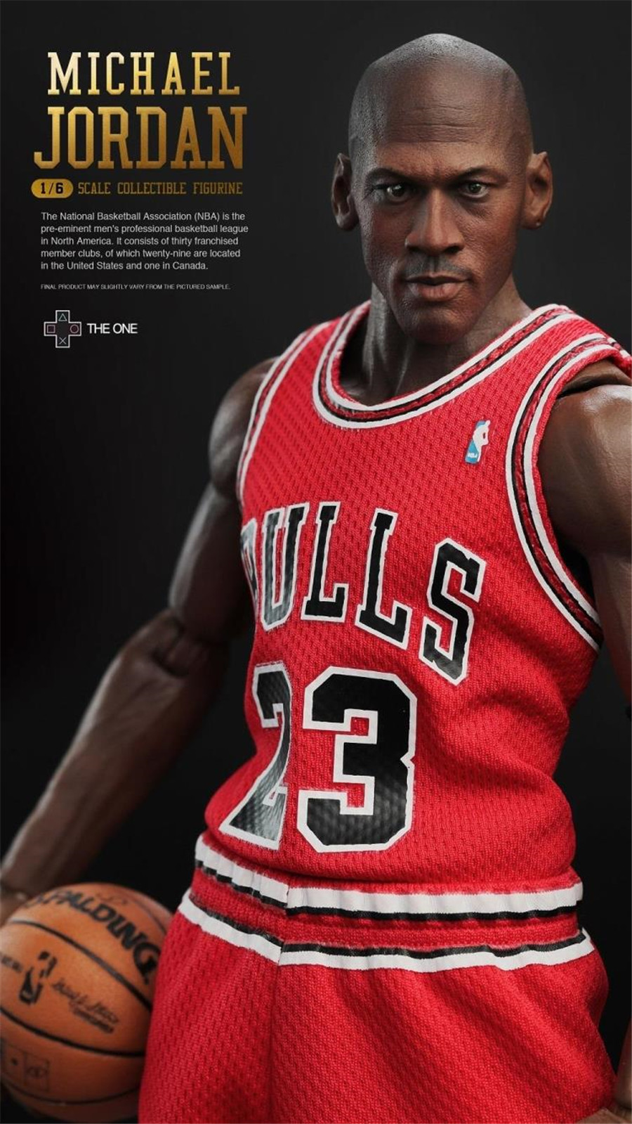68e55a2f847521 The One 1 6 NBA superstar Air Jordan Michael Jordan hot action figure toys