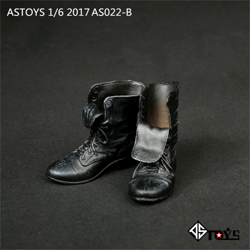 HOT FIGURE TOYS AS Toys 1//6 2017 AS022 A B version Trendy casual boots