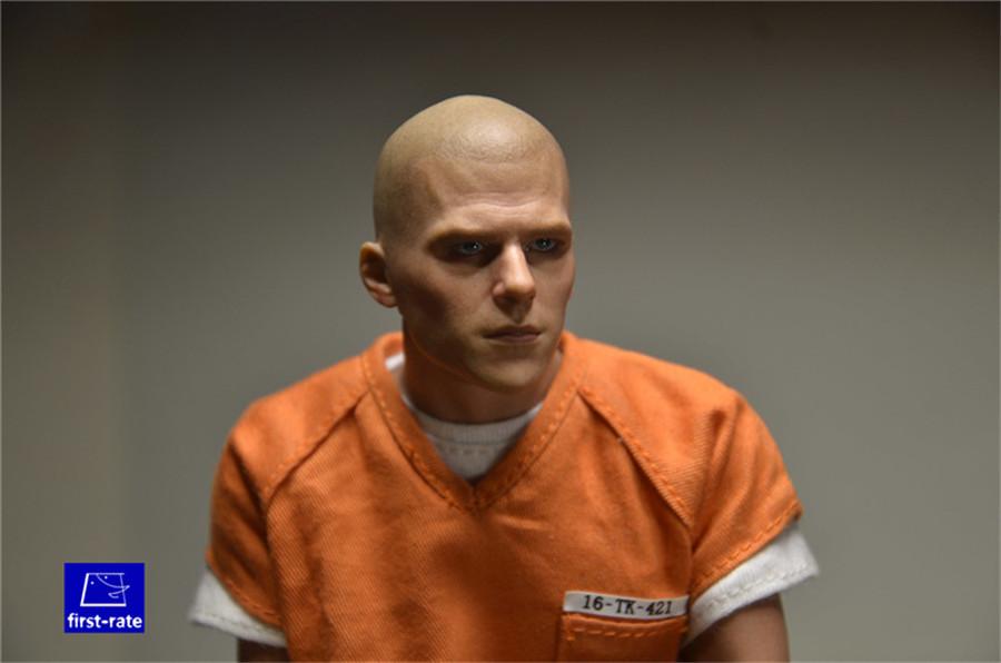 1//6 Lex Luthor figure Jesse Eisenberg for batman vs superman ❶USA IN STOCK❶