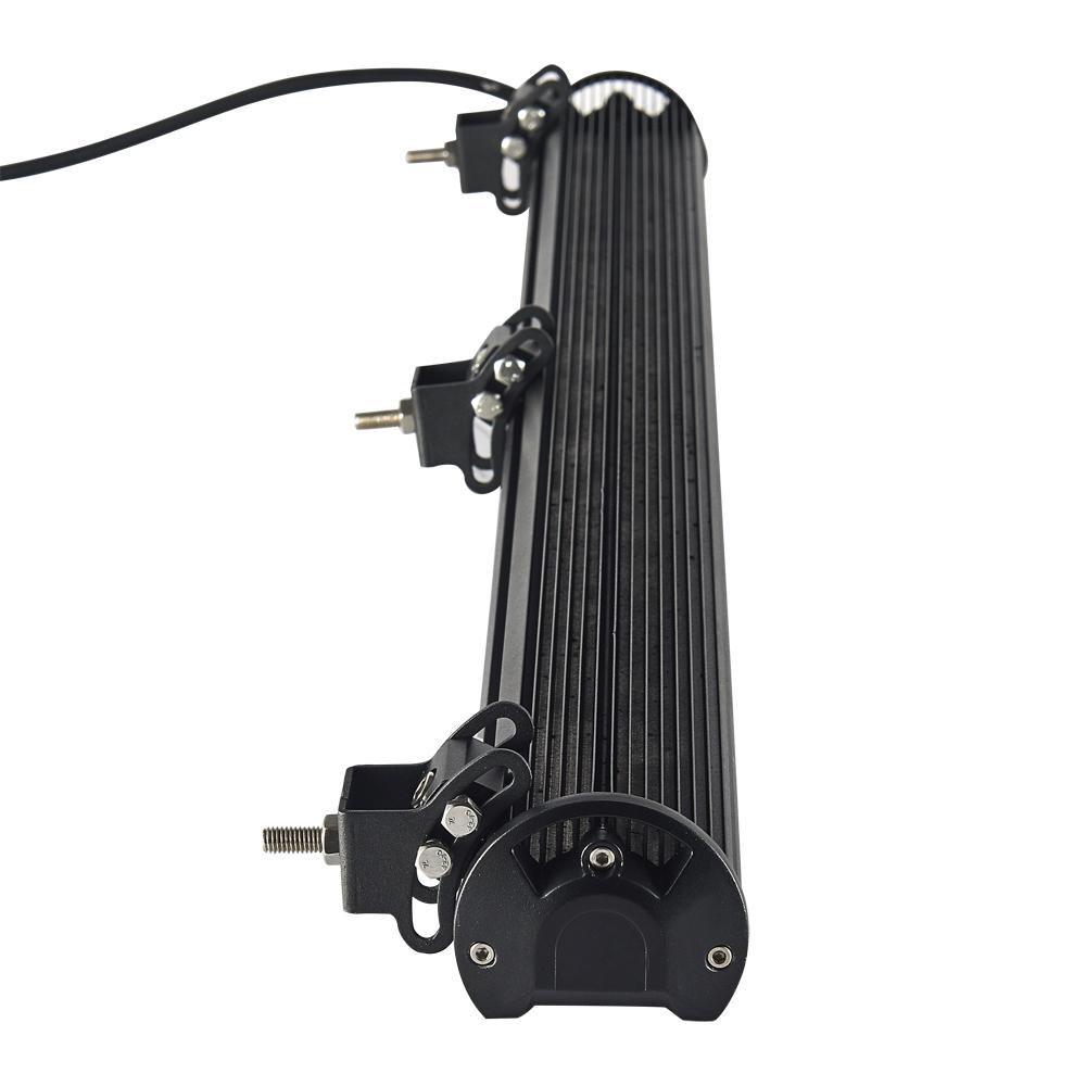 234W 4D LED Arbeitsscheinwerfer Lichtbalken Lightbar Auto LKW ...