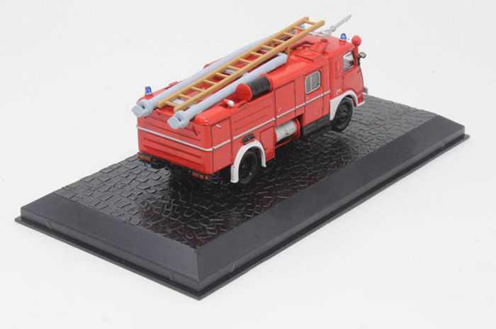 Details about Atlas 1:72 Scale Classic Jelcz 003/star 25 Fire Engine  Vehicle Diecast Model