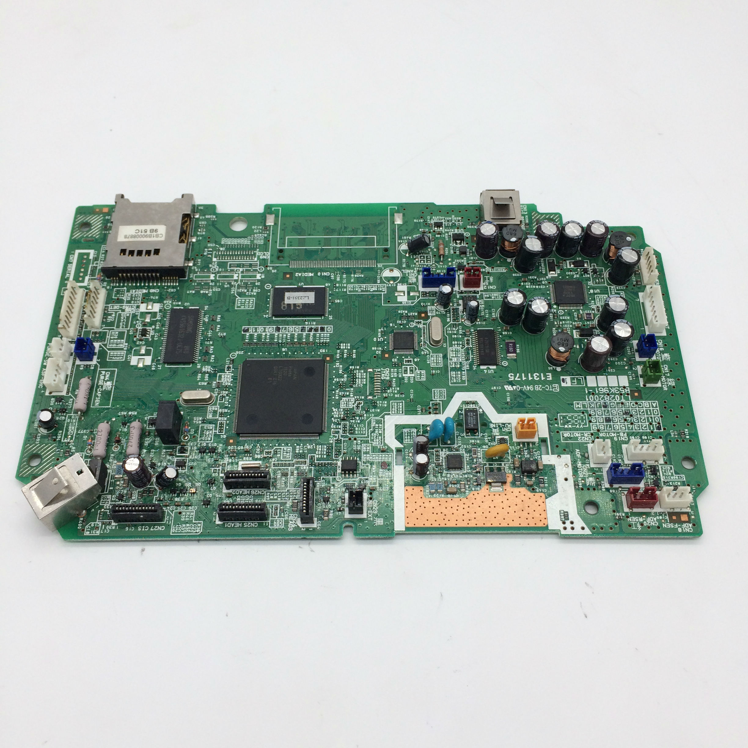 Brother MFC-8710dw Main Formatter Logic Board  TESTED