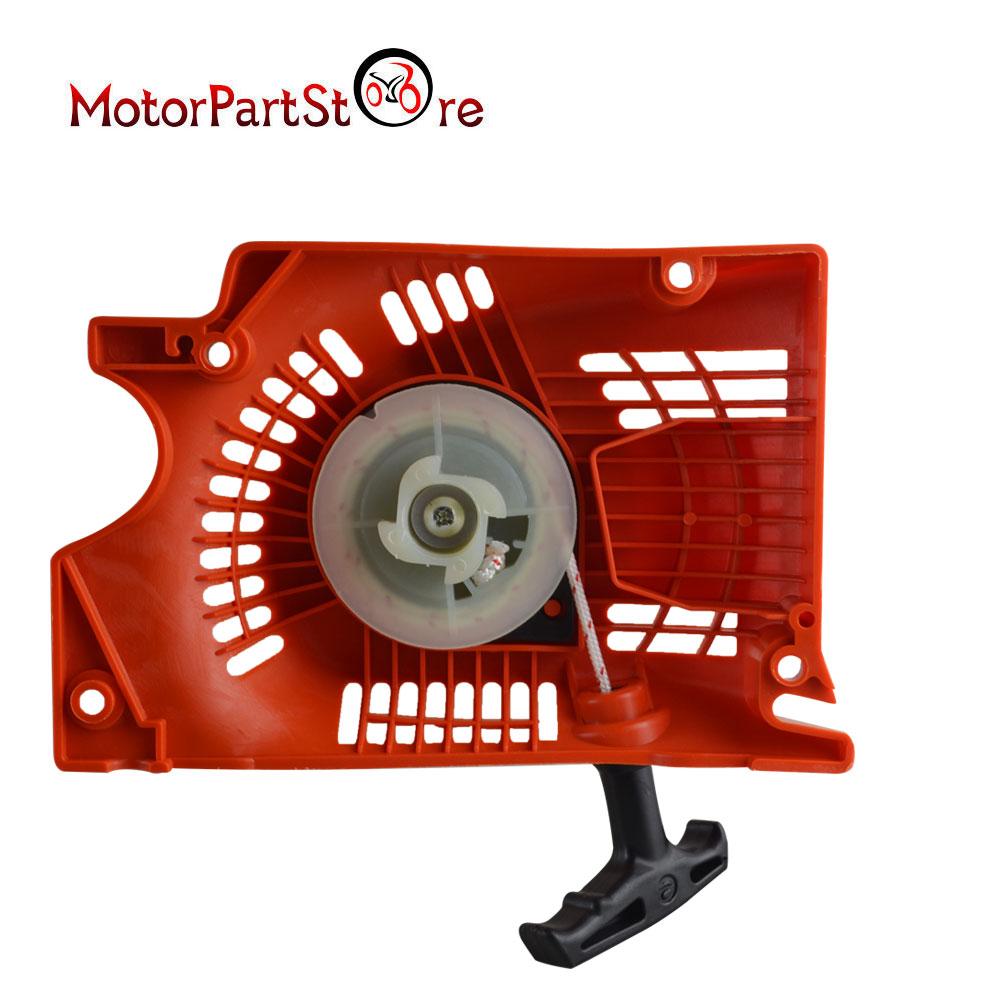 Chinese 4500 5200 5800 45cc 52cc 58cc Chainsaw Pull Start Recoil Timbertech