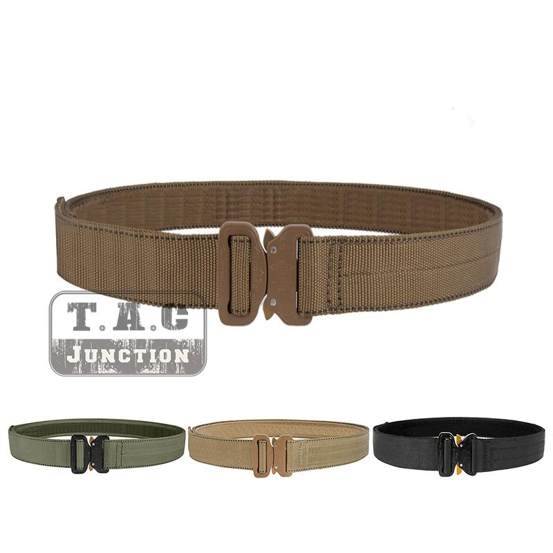 Emerson Tactical Cobra Rigger Waist Belt Waistband w// AustriAlpin D-Ring Buckle
