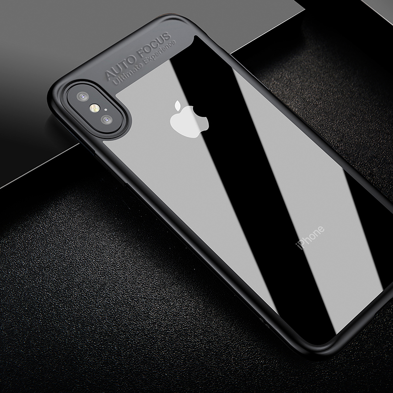 For-Apple-iPhone-X-10-Luxury-Ultra-Slim-Shockproof-Silicone-Clear-Case-Cover-UK