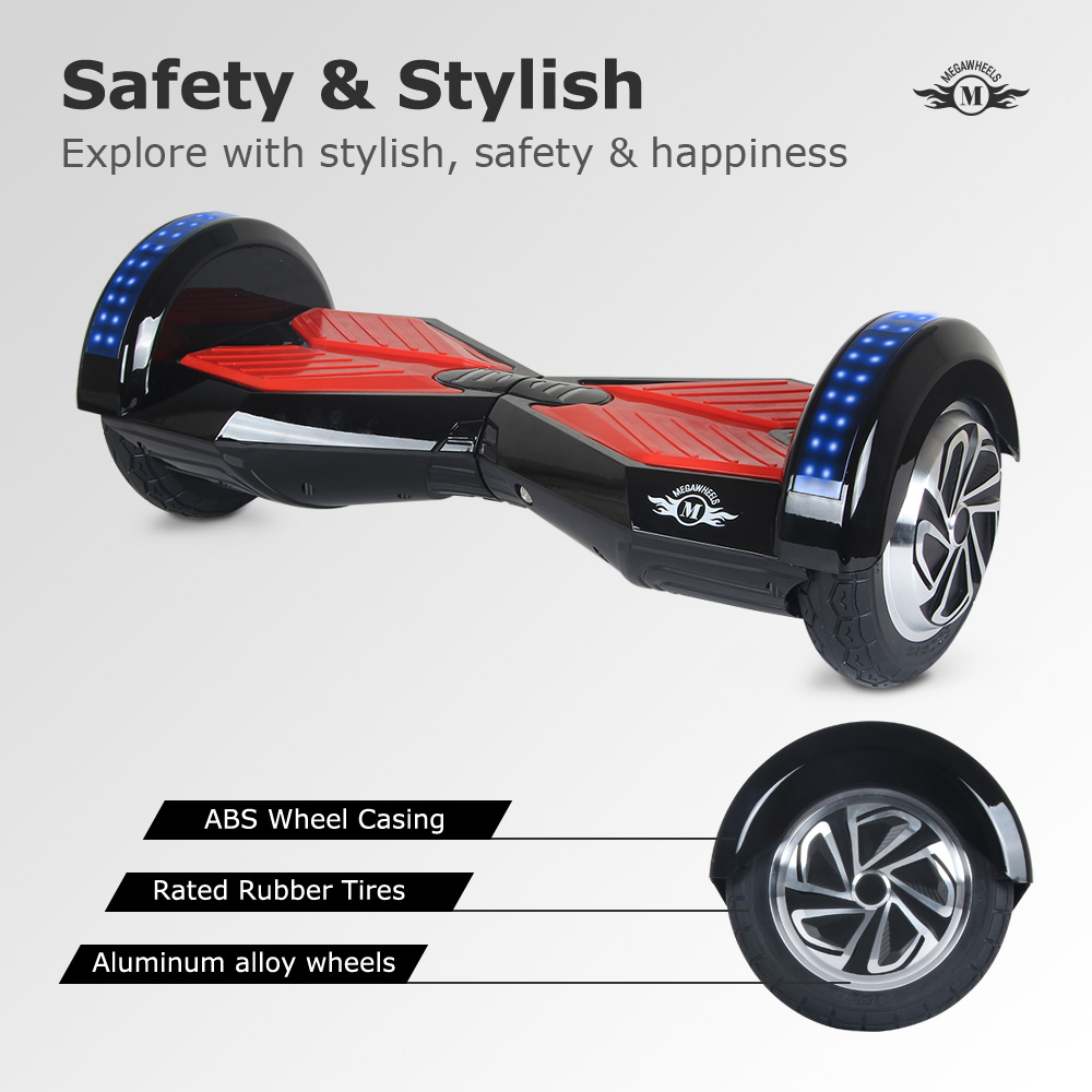 8 39 39 bluetooth self balancing electric scooter smart. Black Bedroom Furniture Sets. Home Design Ideas